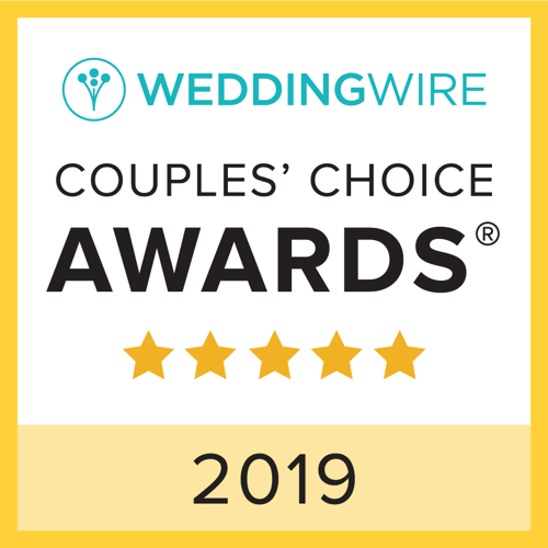 Go 4 Baroque WeddingWire Couples Choice Award Winner 2019