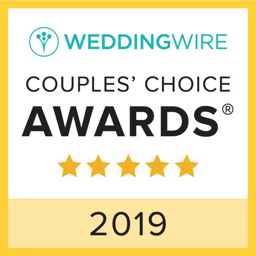 Go 4 Baroque WeddingWire Couples Choice Award Winner 2019